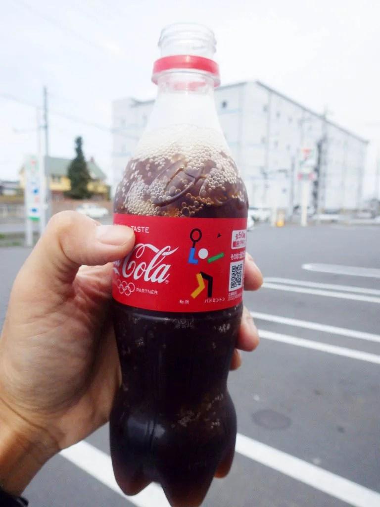 アイス ミニ コーラ