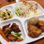 小川町大塚「逸品居」の麻婆茄子と五目炒飯とカウンター料理食べ放題