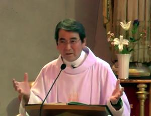 小川靖忠神父叙階記念