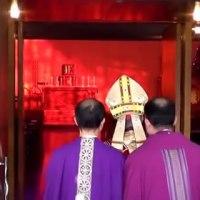聖年の扉が開かれた瞬間