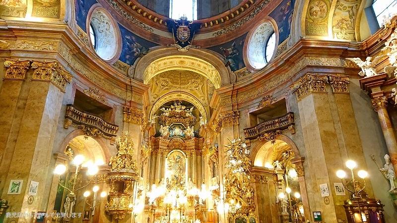 ペータース教会 ウィーン