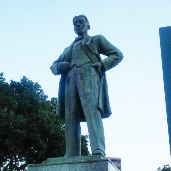 五代友厚の銅像
