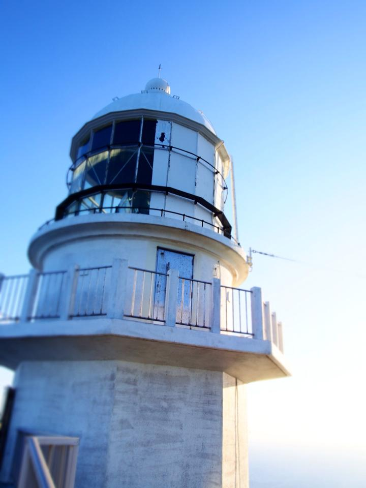 lighthouse of cape toi