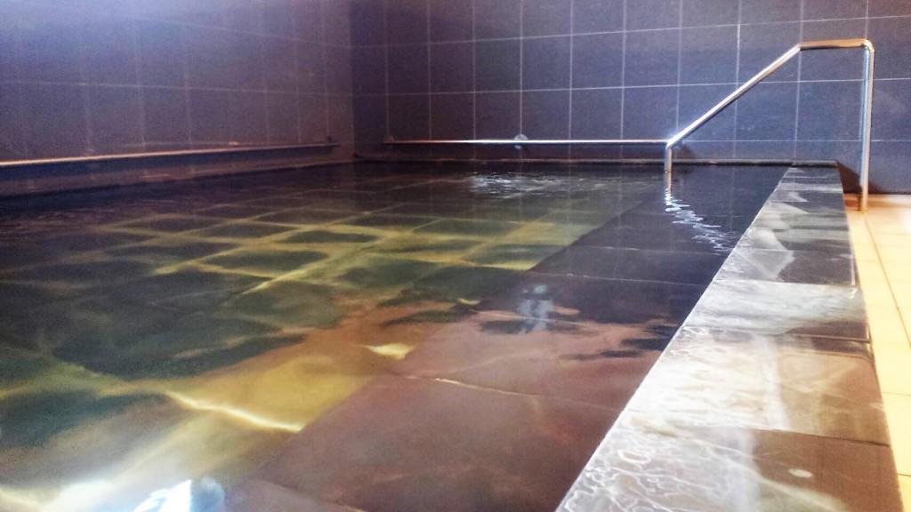 ラドン療養泉