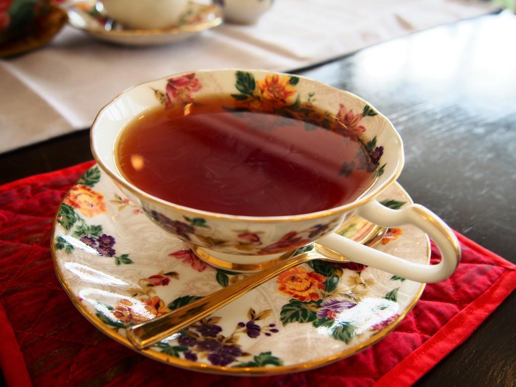 薩摩英国館の紅茶アッサム