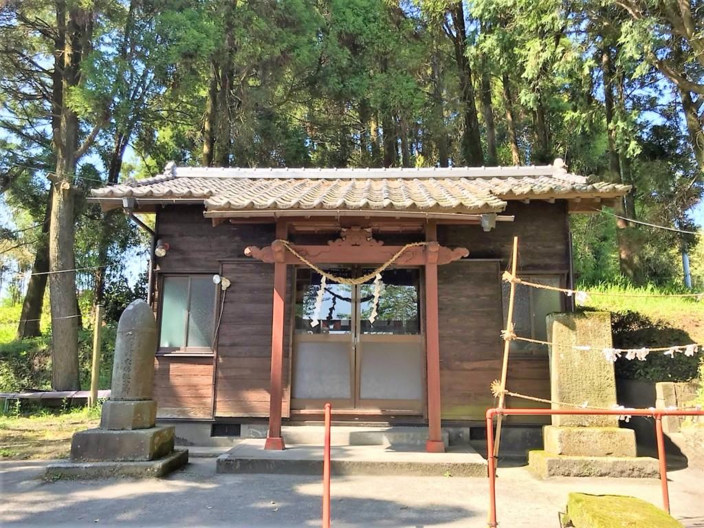 菖蒲神社(鹿児島市吉野町)