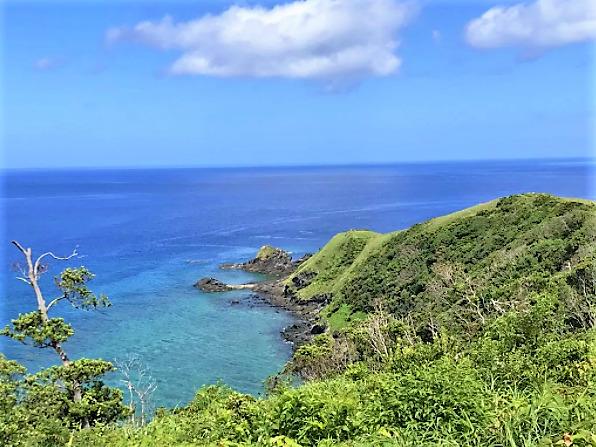 奄美大島おすすめ観光スポット「宮古崎」