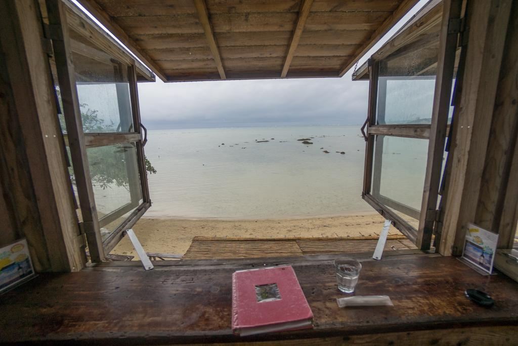 浜辺の茶屋、沖縄