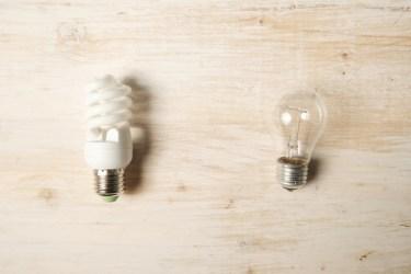 LED電球の100wや60wって?明るさを選ぶ基準を知ろう!