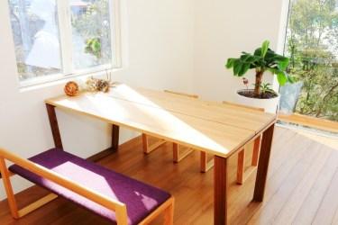 ダイニングテーブルの様々なリメイク法を一挙ご紹介!