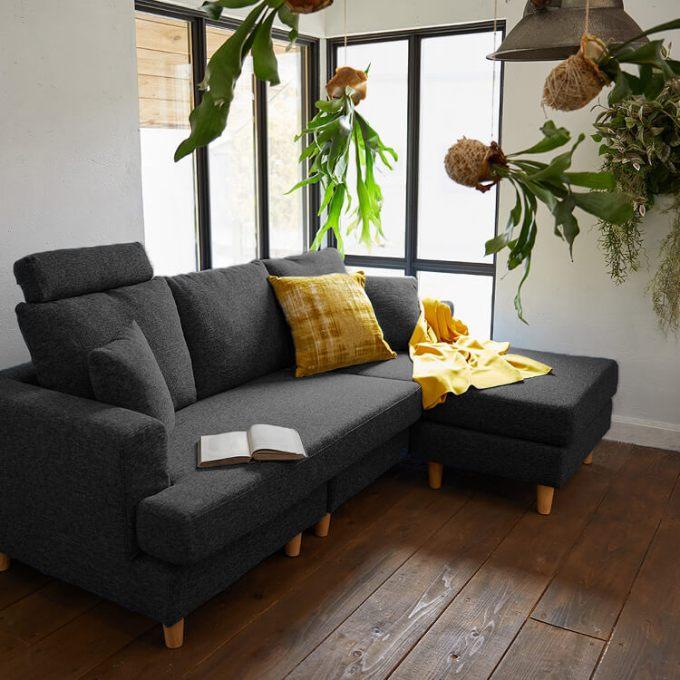 LOWYAのソファ