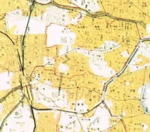 新宿区地図集