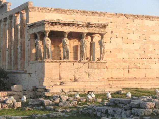 エレクティオン神殿