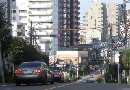 柳町の交差点