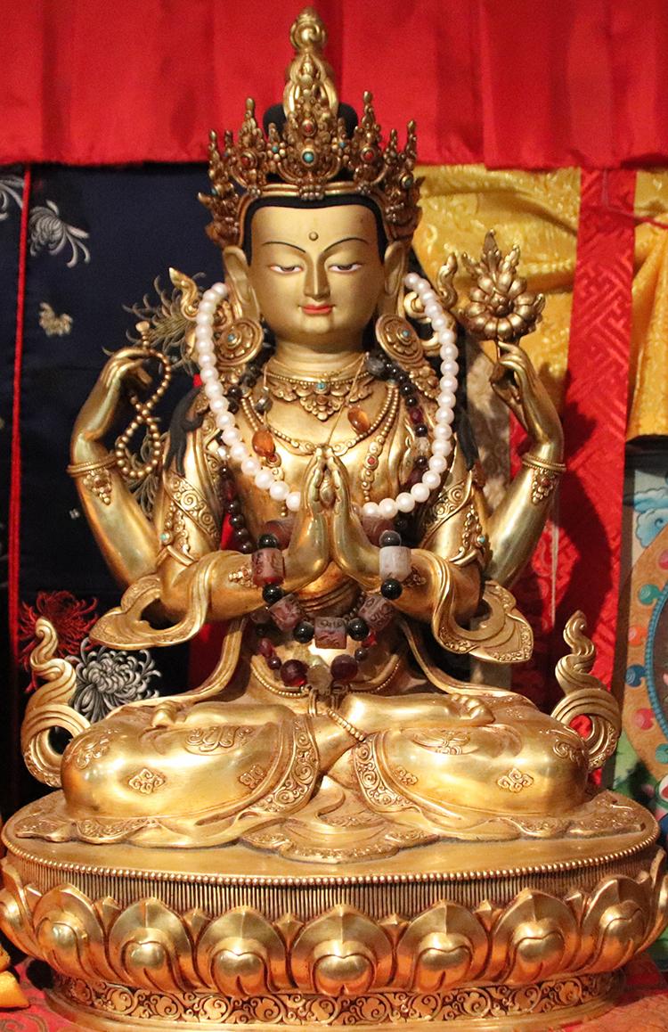 Chenrezik Karme Ling