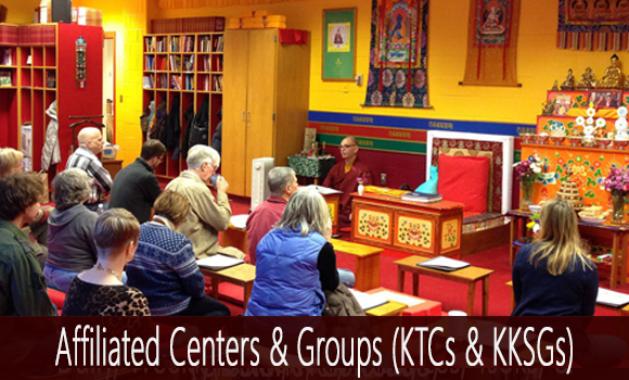 KTD Affiliated Centers and Study Groups