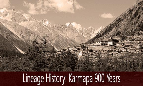 Karmapa 900 Years