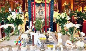 Nyungne: Chokhor Duchen with Lama Karuna Tara