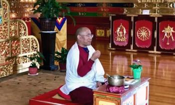 Ngondro Retreat with Lama Karma Drodhul