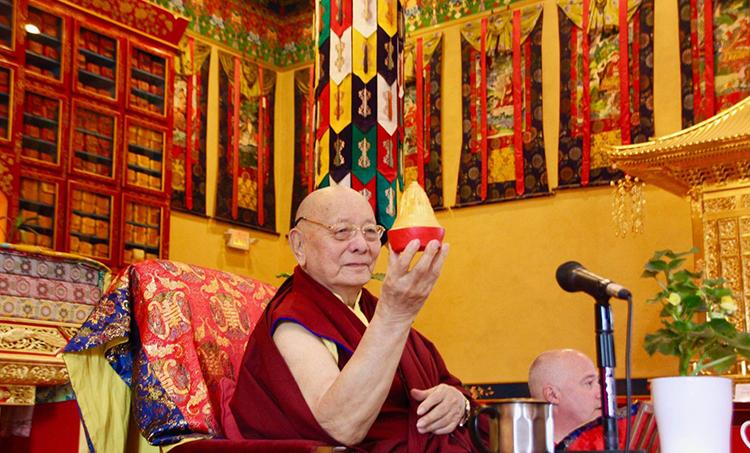 tsa tsa for stupa project