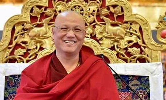 Kyabje Sangye Nyenpa Rinpoche