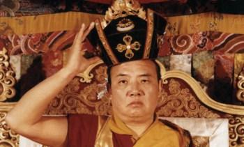 Parinirvana of His Holiness the 16th Gyalwang Karmapa