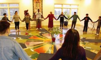 Teen Retreat with Khenpo Karma Tenkyong & Lama Tsultrim Gyaltsen