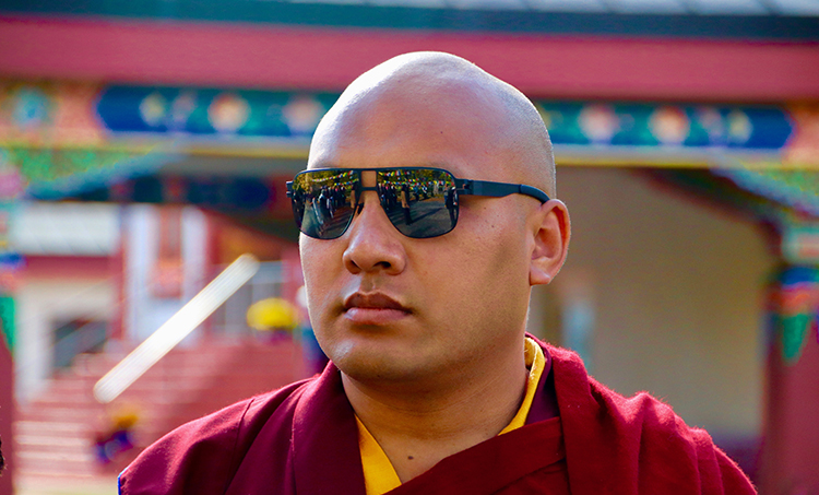 Gyalwang Karmapa KTD October 2017