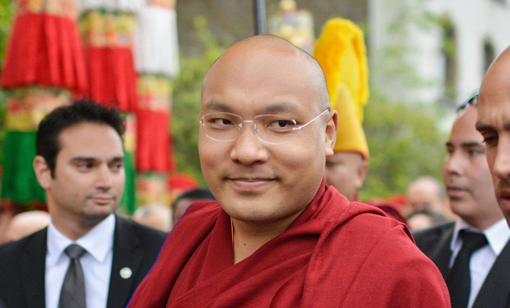 Karmapa Teaches in New Jersey
