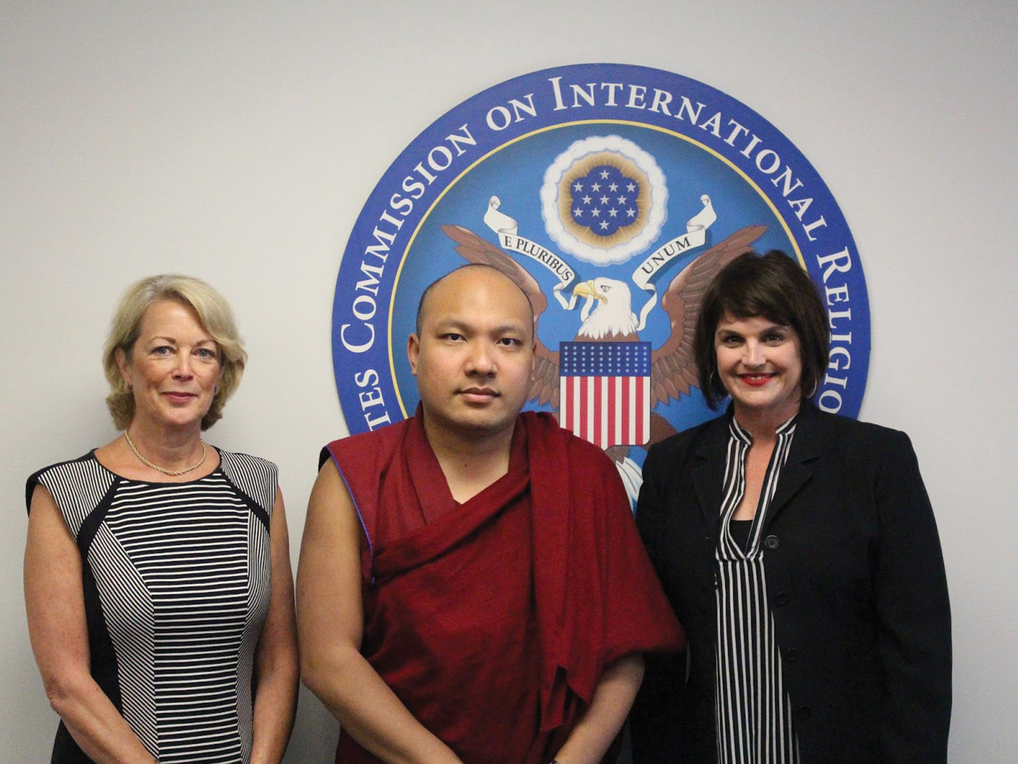 USCIRF Commissioners meet with His Holiness the 17th Karmapa of Tibet