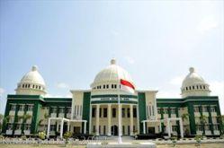 Kantor Pemerintah Kota Bima.
