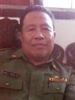 Sekretaris Dinas Dikpora Kabupaten Bima Drs. H. Abdul Muis Hal, M.Kes. Foto: Bin