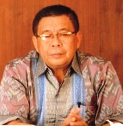 Bupati Bima Drs. H. Syafruddin HM. Nur, MPd