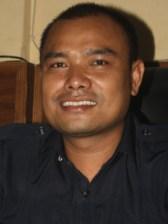 Kasat Reskrim polres Bima Kota IPTU. Didik Harianto, SH