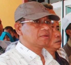 Sekda Kabupaten Bima, Drs. HM. Taufik HAK