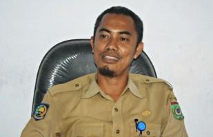 Kabid Amdal dan Pelestarian Lingkungan Hidup BLH Kota Bima, Abdul Haris, M.Si. Foto: Bin