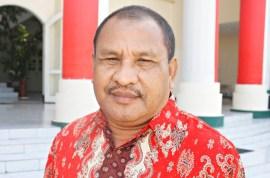 Ketua Pengadilan Negeri Bima, Syafruddin. Foto: Bin