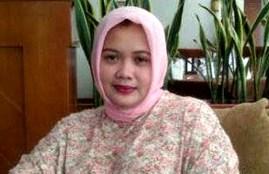 Pimpinan DRPD Kabupaten Bima, Hj. Indah Damayanti Putri