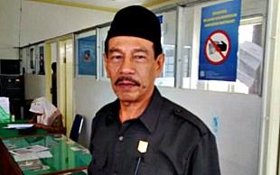 Anggota Komisi I DPRD Kota Bima H. Ridwan Mustakim. Foto: Bin