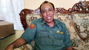 Kepala Dinas Dukcapil Kabupaten Bima, Drs. Sirajudin AP, MM. Foto: Bin