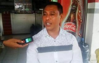 Plt. Ketua DPD II Golkar Kabupaten Bima Wahyudin S. Ag. Foto: Bin