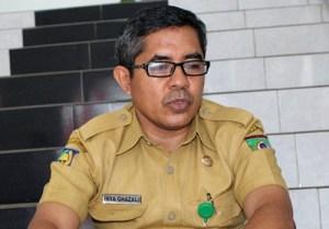 Kabag Humas dan Protokol Setda Kota Bima Ihya Ghazali. Foto: Deno