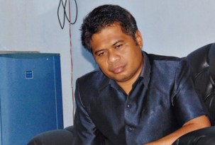 Wakil Ketua DPRD Kota Bima Nukrah. Foto: Ady