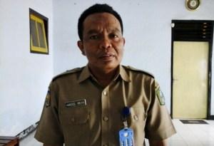 Plt Sekretaris Badang Kesbangpolinmas, Abdul Muis. Foto: Ady