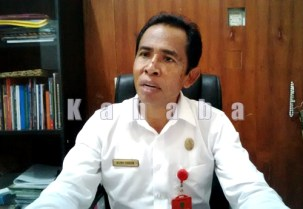 Kepala Dinas Dikpora Kota Bima H. Alwi Yasin. Foto: Bin