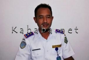 Kabid Kominfo Dishubkominfo Kabupaten Bima, Muhammad Irfan. Foto: Bin