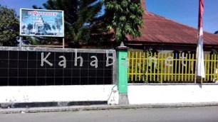 Gereja di RT 10 RW 04 Rabangodu Selatan yang Ditolak warga. Foto: Eric