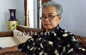 Ketua Tim Pansel Calon Sekda Kota Bima, H. Maryono Nasiman. Foto: Eric