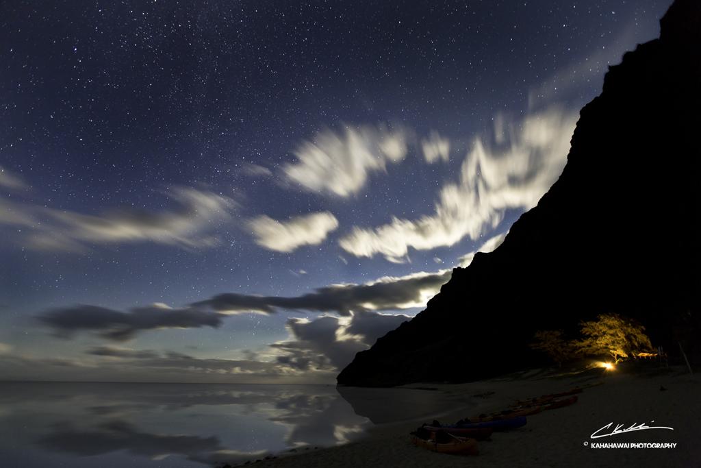 Miloli'i Moonrise