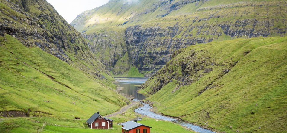 Faroe Islands Paradise